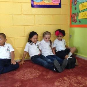 Fif 1st day school